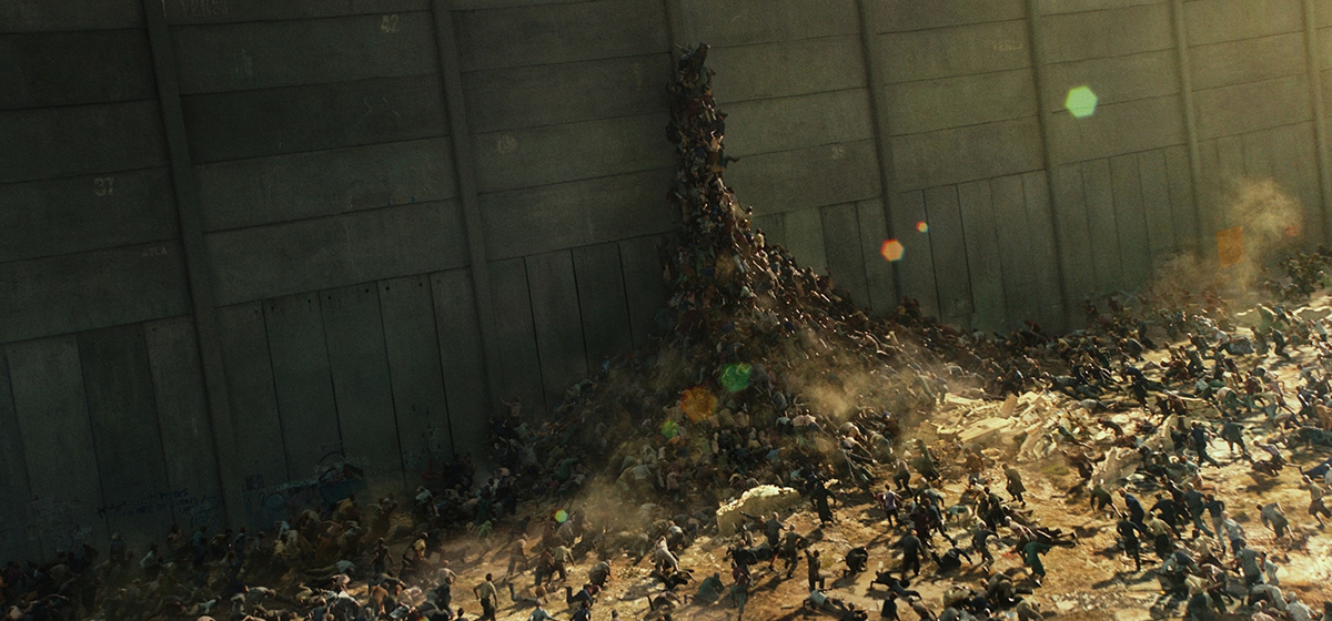 Zombies - World War Z