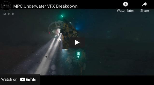 MPC goes 'Underwater': VFX Breakdown