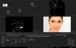 Inside Flame's new machine learning-powered human face segmentation