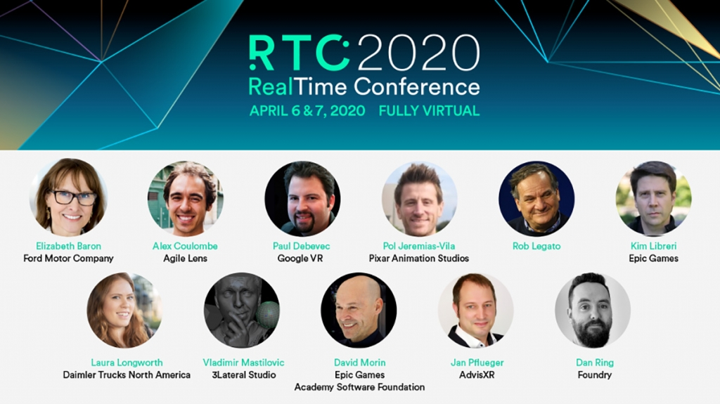 The Realtime Conference has gone virtual