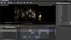 Create, edit and preview your real-time scenes in Unreal Engine's Sequencer