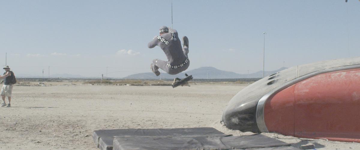 Destroying police robots - Elysium VFX
