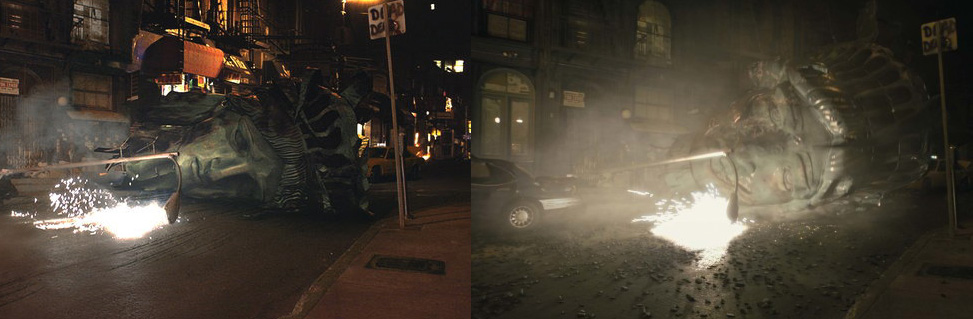 The story behind 'Cloverfield's' classic Statue of Liberty shot