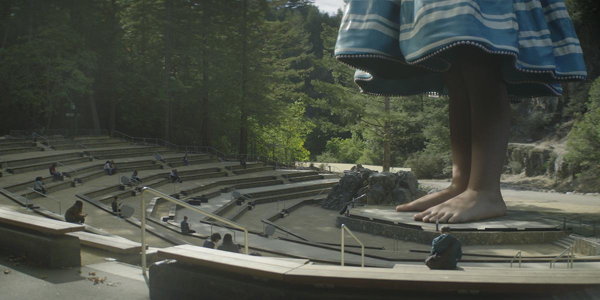 Amphitheatre final shot