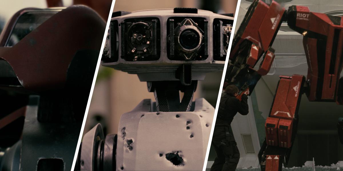 A tale of 3 robots