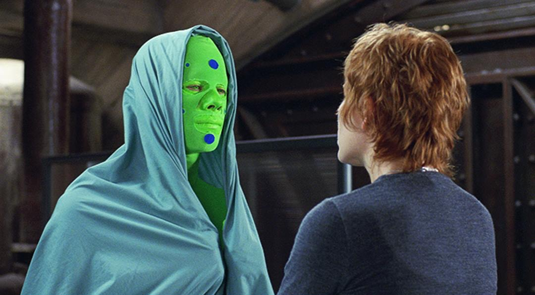 Behind the visual effects test that greenlit 'Hollow Man'