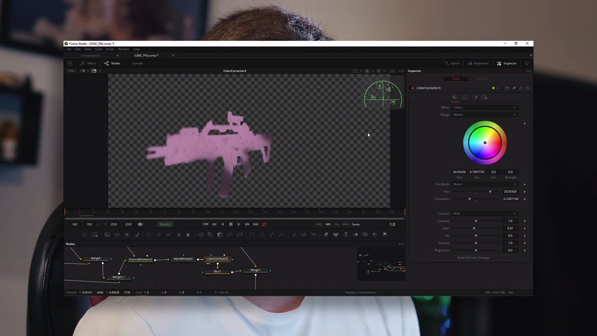 The making of 'Chalk Warfare 4.0'