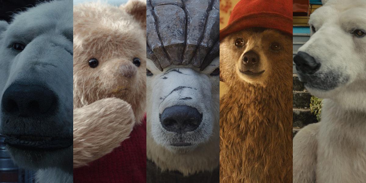 Body of Work: Framestore bears (a lot of) bears