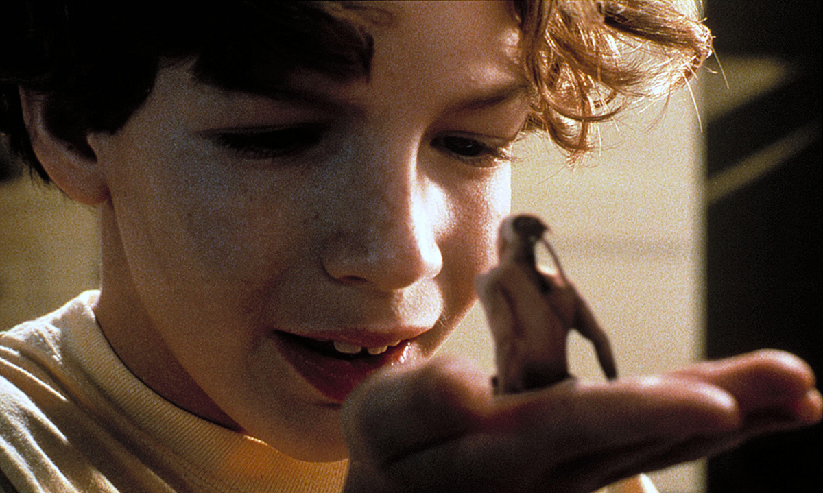 Miniaturization secrets: Eric Brevig on 'The Indian in the Cupboard'