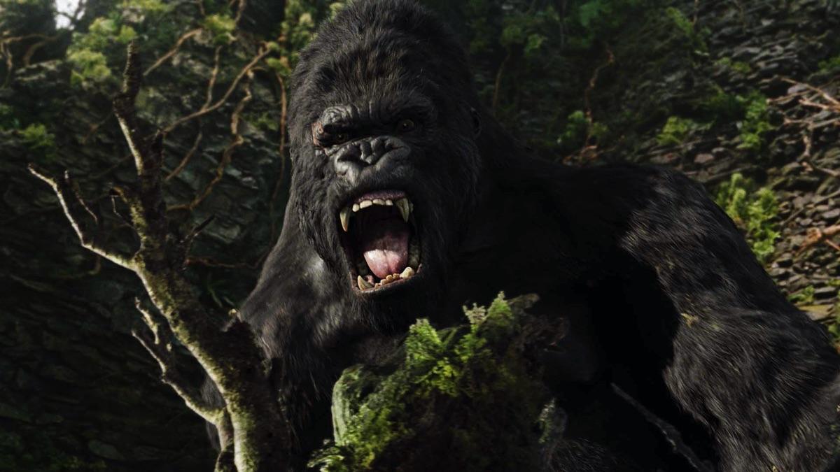 Retro RenderMan: King Kong's giant fur challenges