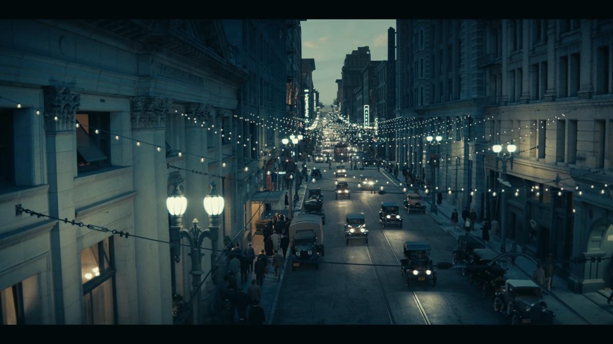 'Perry Mason': noir VFX