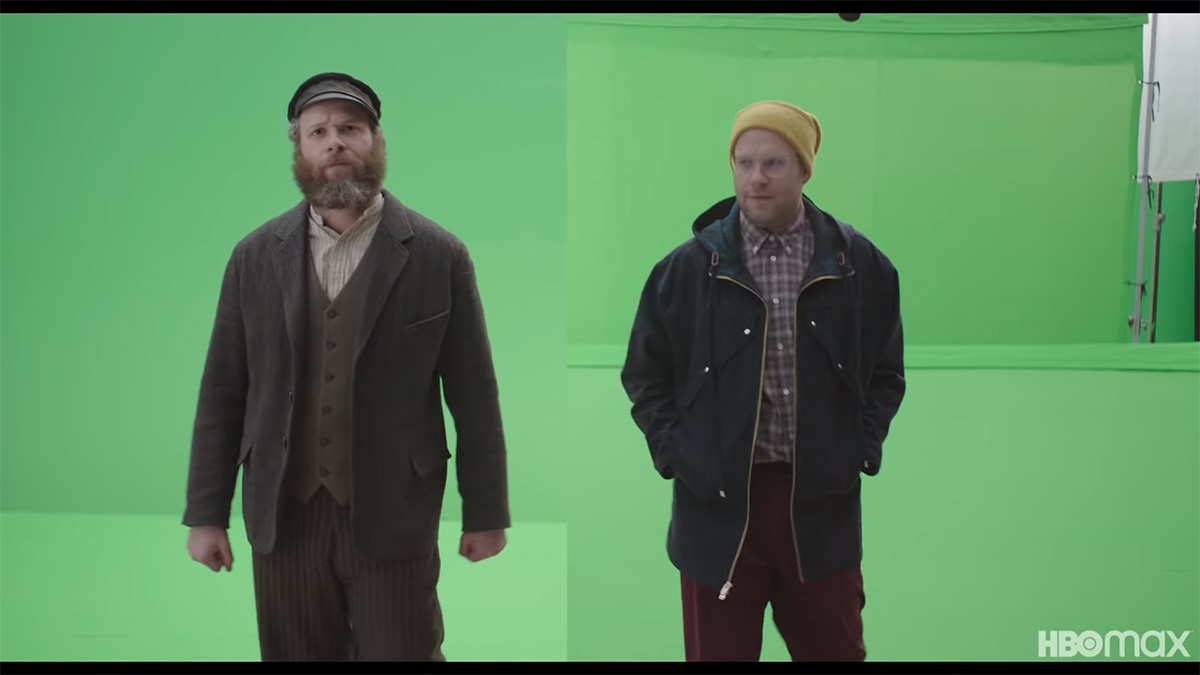 Twinning: how to decide how to film splitscreens, and how to comp them