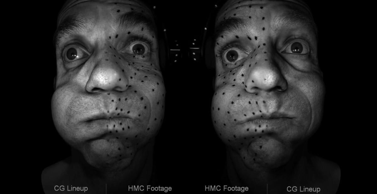 Digital Domain's next-level of facial capture
