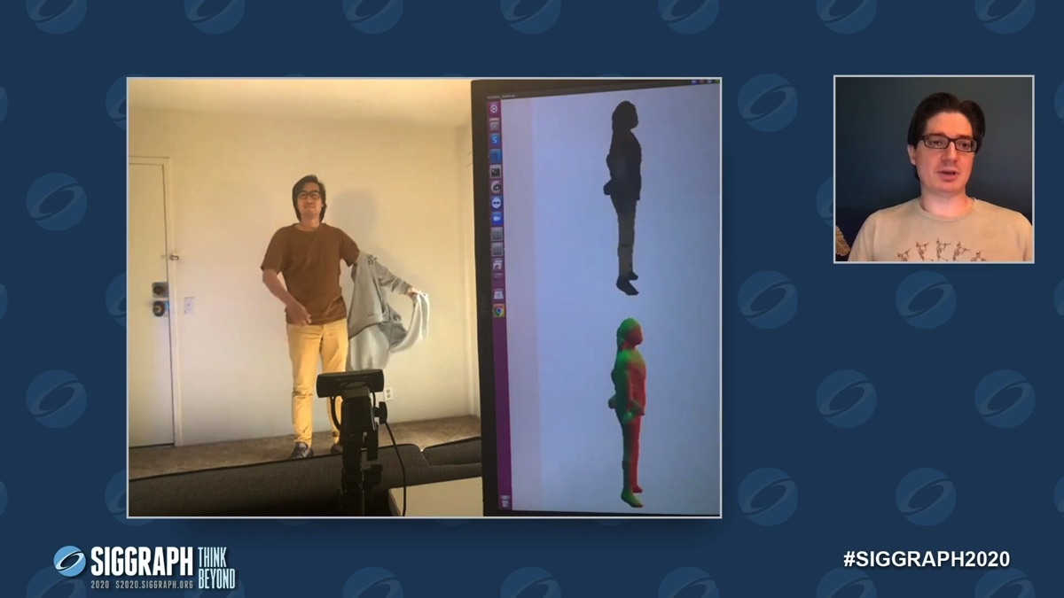 SIGGRAPH's Real-Time Live! is available to watch right now