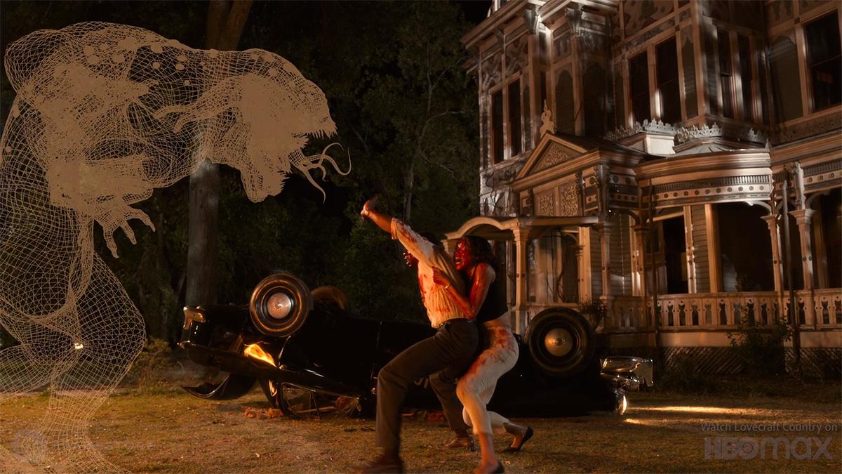 Exclusive: Framestore's 'Lovecraft Country' Shoggoth breakdown
