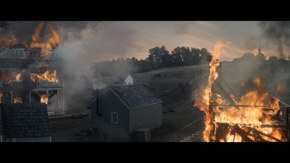 A visual journey into the VFX of 'The Good Lord Bird'