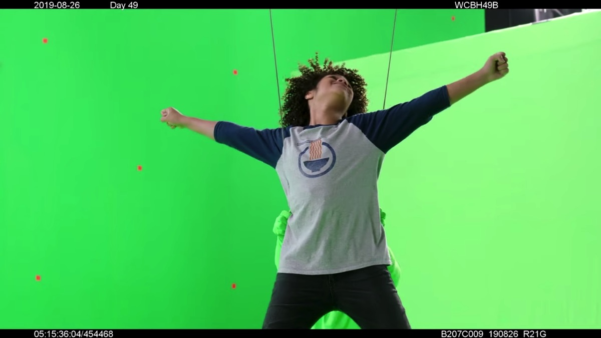 The VFX of 'We Can Be Heroes'