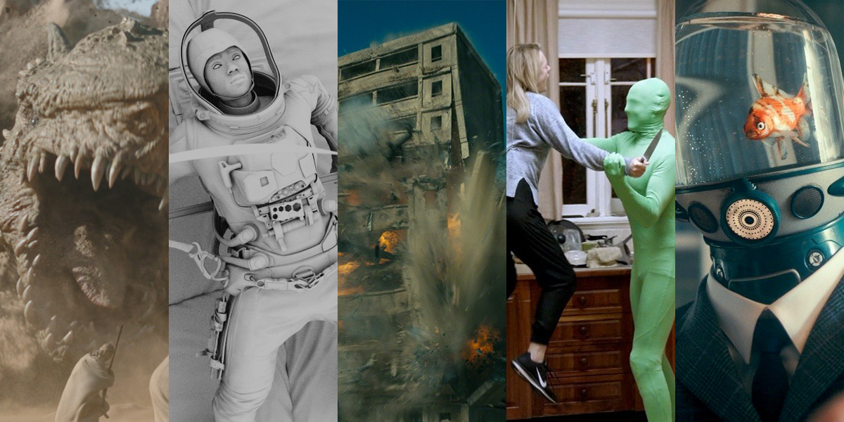 The top 5 VFX moments of 2020
