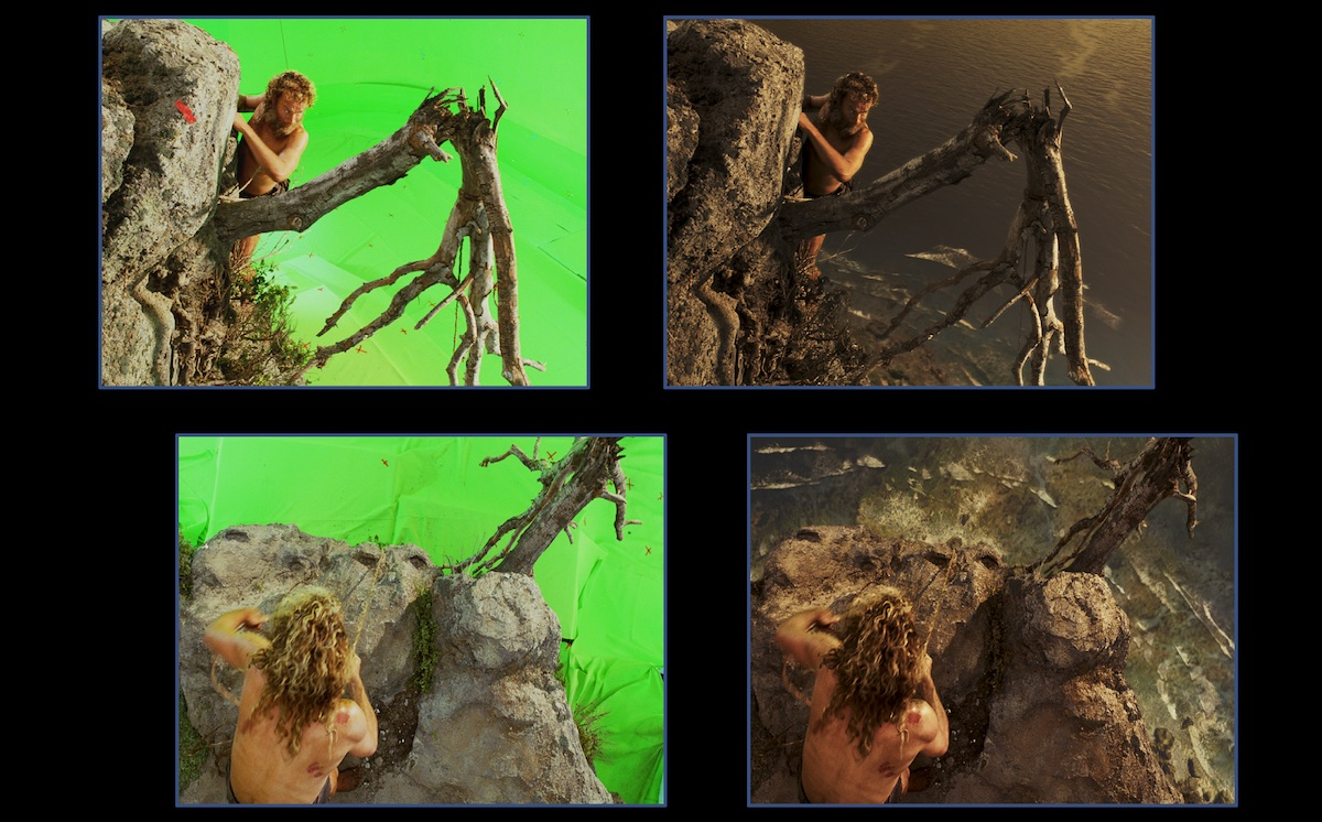 'Cast Away' and the story behind Imageworks' in-house compositing software