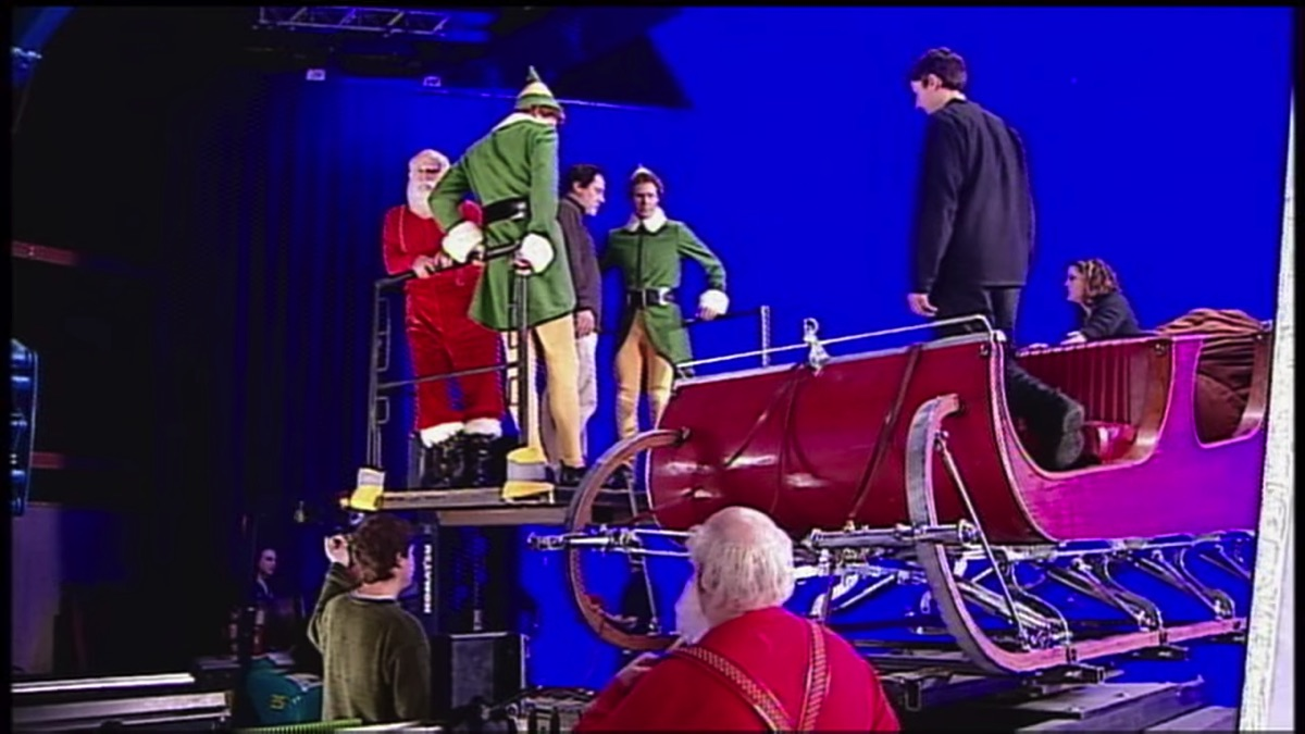 These 'Elf' featurettes are simply fun