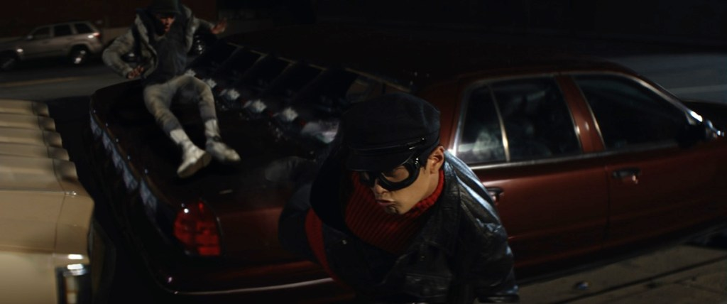 Flashback To The Cool Kato Vision Shots In The Green Hornet Befores Afters