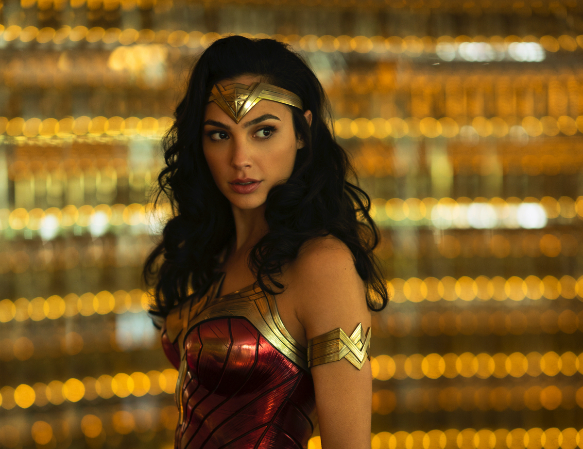 The visual effects of 'Wonder Woman 1984'