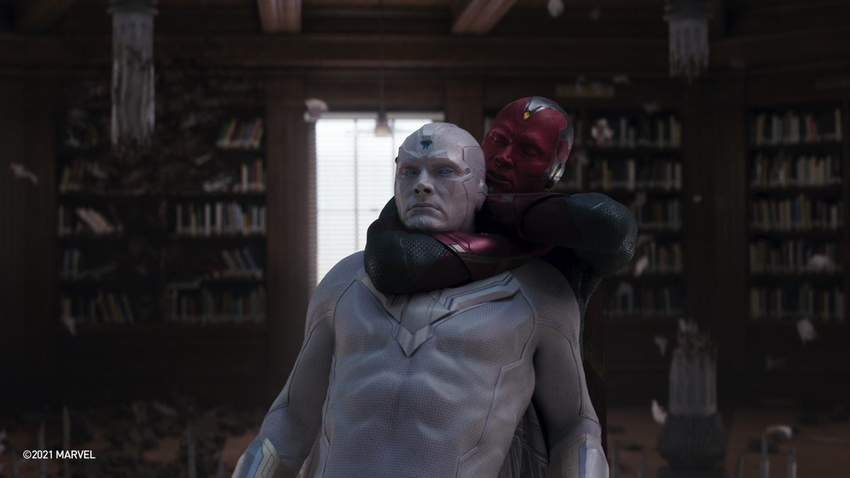 Vision vs The Vision: a VFX how-to