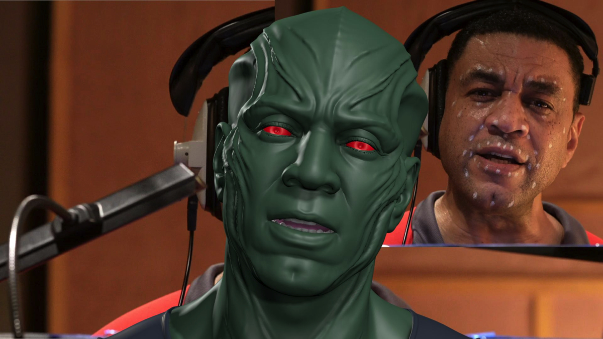 How 'Zack Snyder's Justice League's' Martian Manhunter scene was made