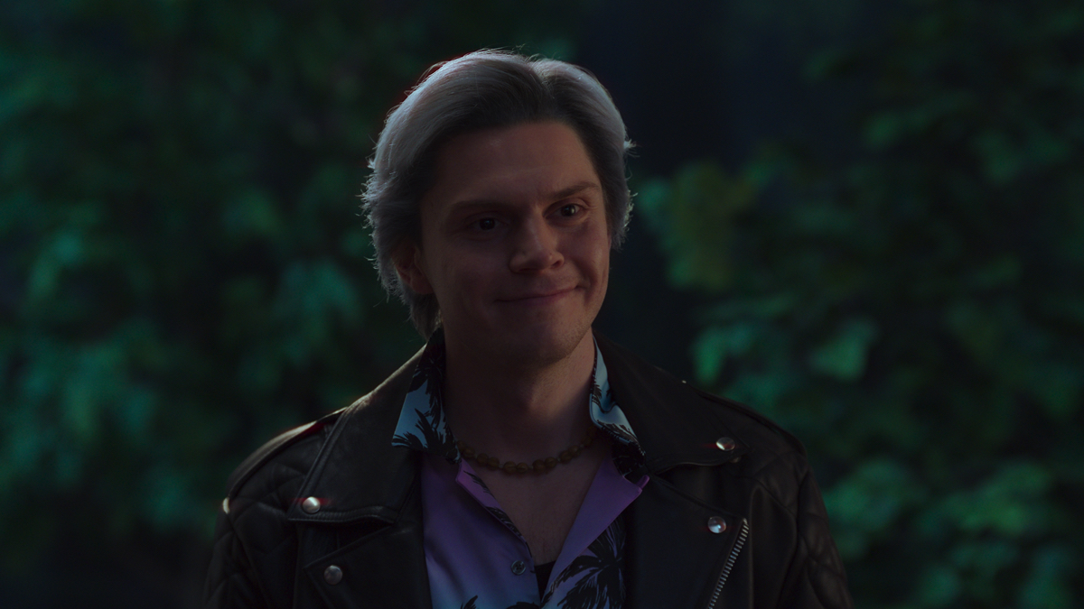 Down to the fine details: the hair replacement VFX on Pietro