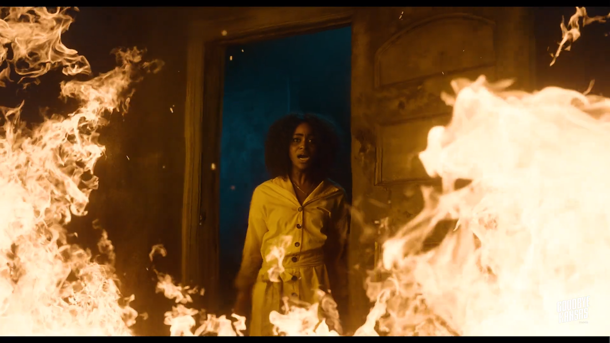 'Behind Her Eyes' gets the VFX breakdown treatment
