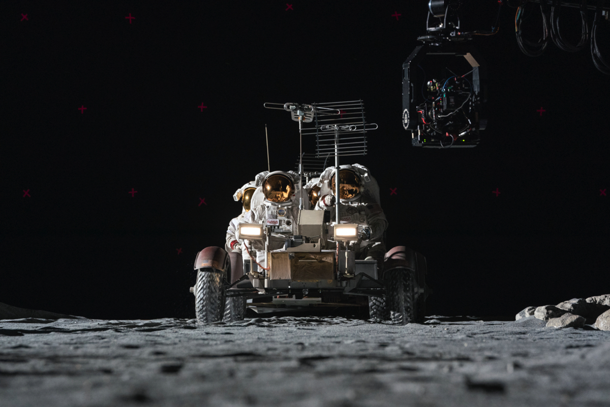Zero-gravity frame rates, deep fakes and moon scrapes: the VFX of 'For All Mankind'
