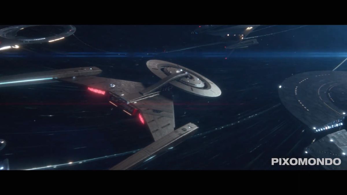 'Star Trek: Discovery' s3 – Pixomondo's breakdown reel is here