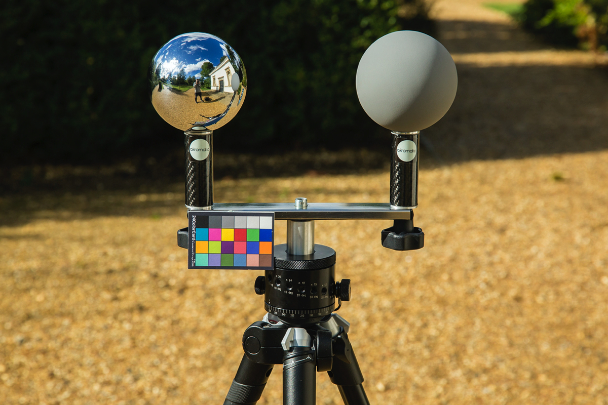 VFX Firsts: What was the first film to use a chrome ball, and when were they first used for HDRI lighting?