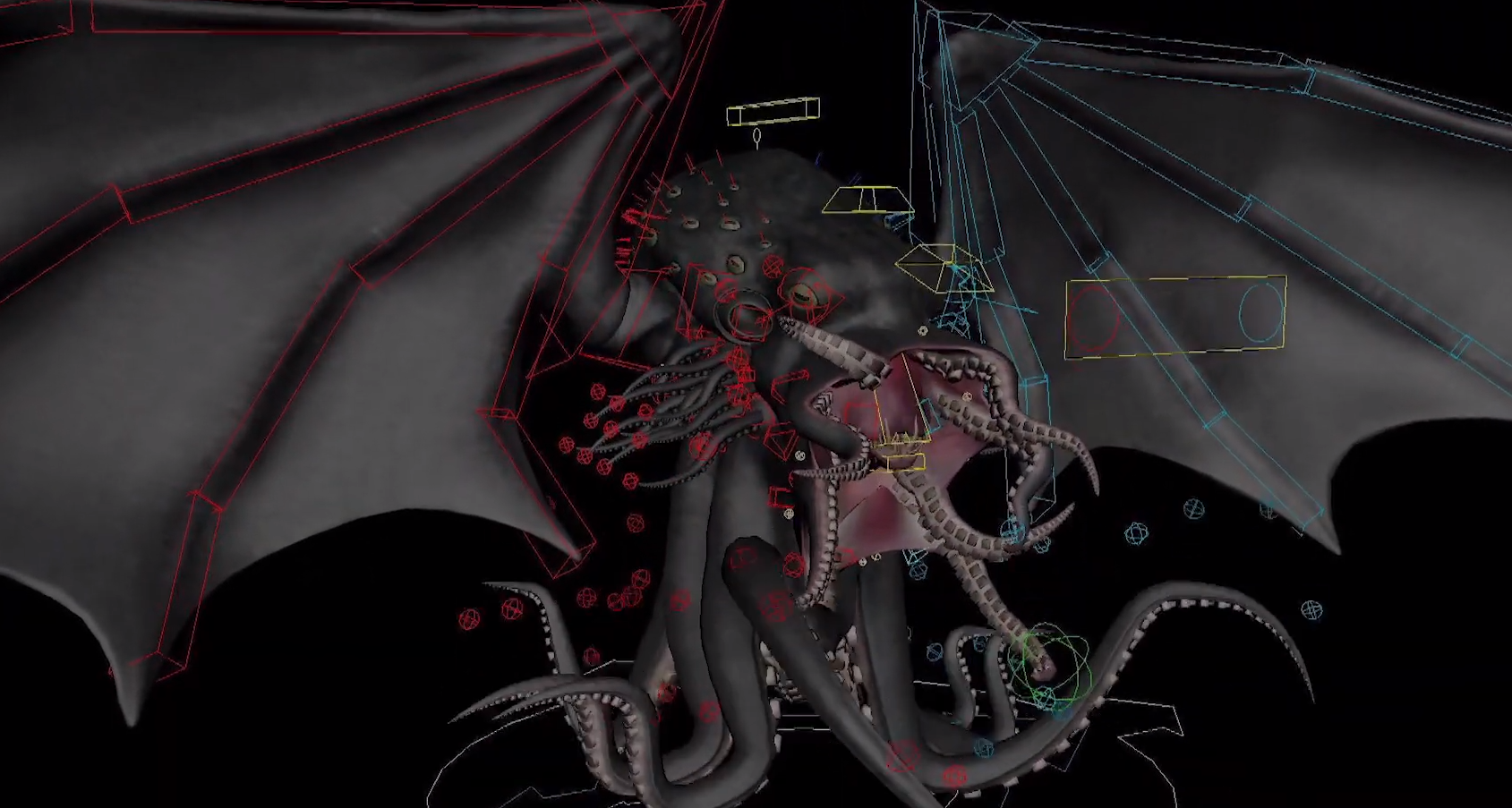 Rodeo FX breaks down *the* 'Lovecraft Country' creature
