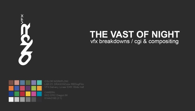 Breaking down the oner in 'The Vast of Night'