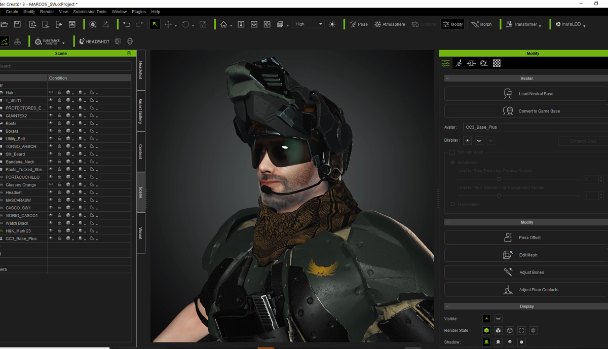 Pivoting to Reallusion's Character Creator iClone and Unreal Engine helped this director finish his CG series