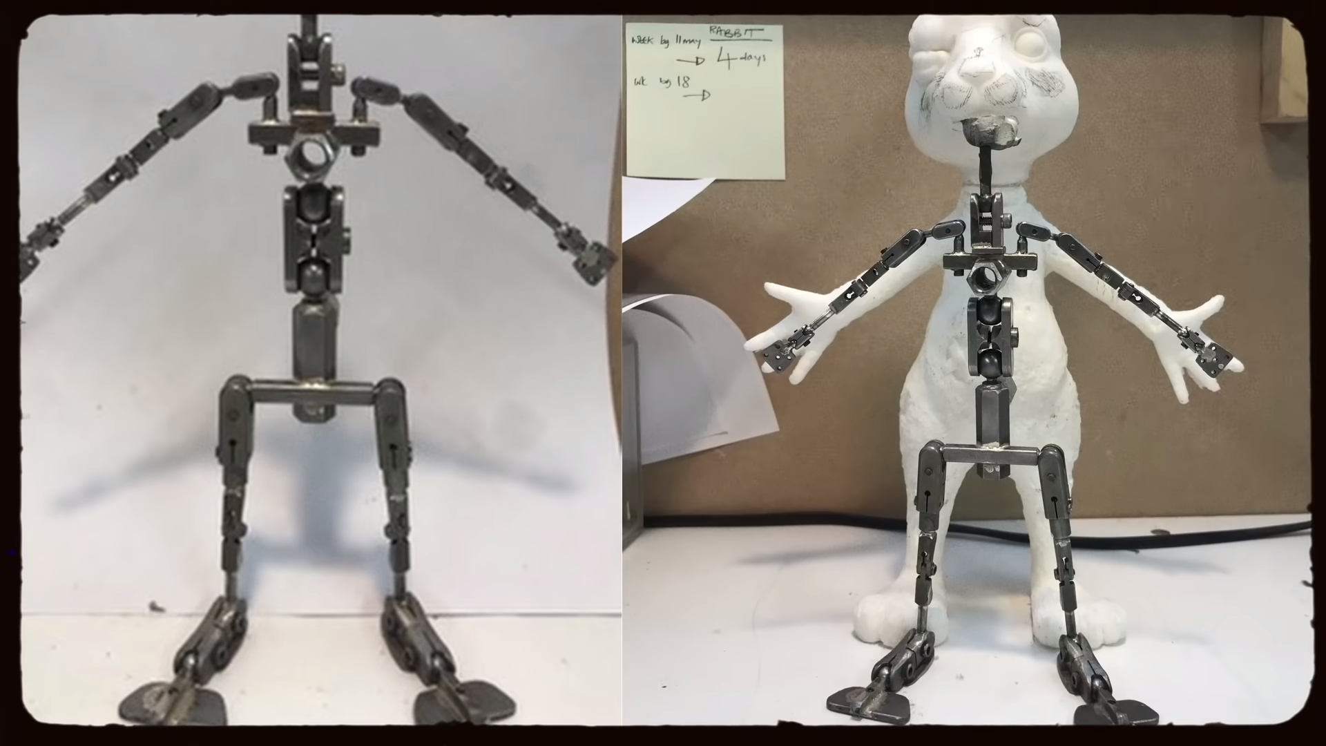 The stop-motion making of 'Save Ralph'