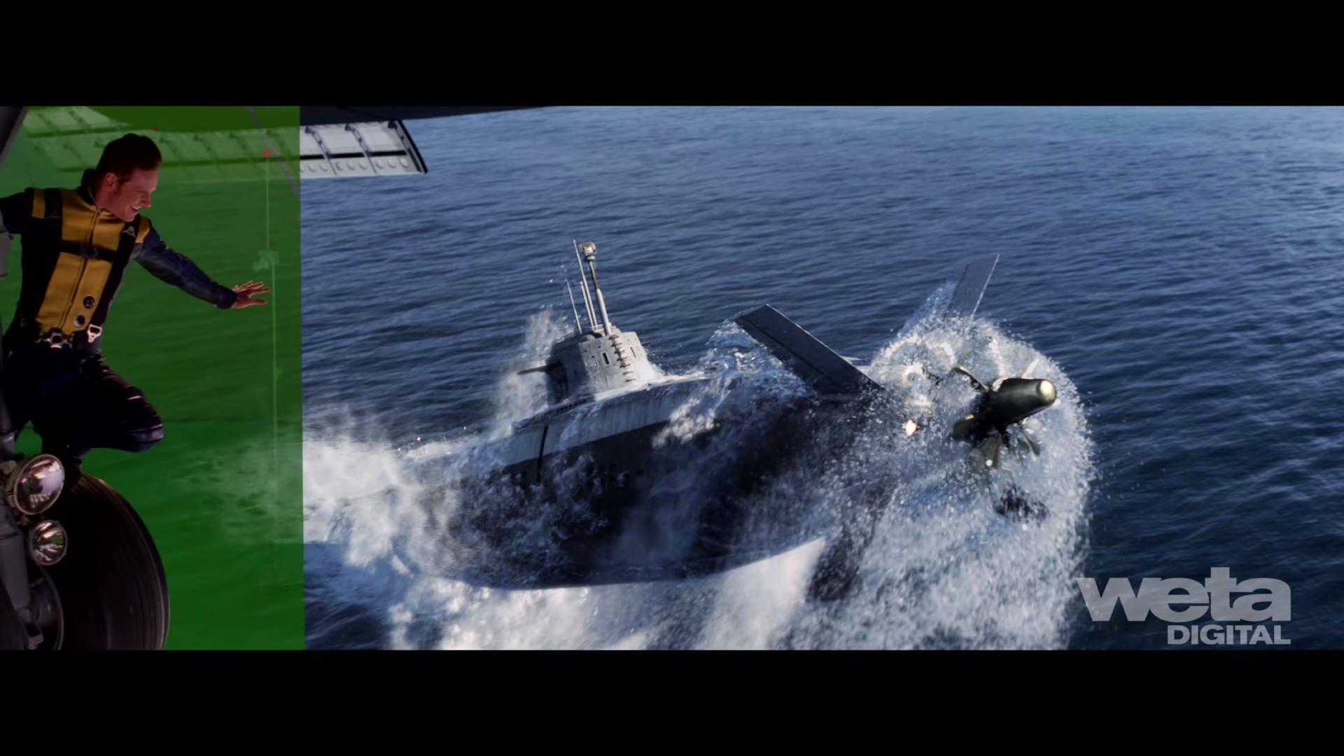 Weta Digital is posting a heap of VFX breakdowns right now