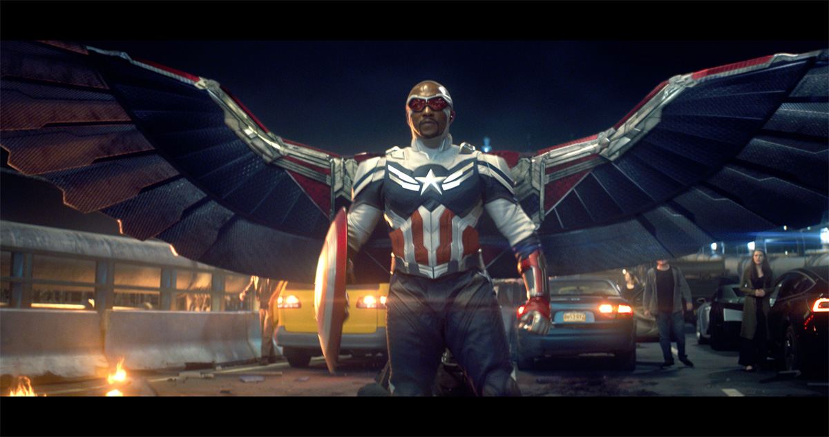 How Imageworks gave Falcon new wings