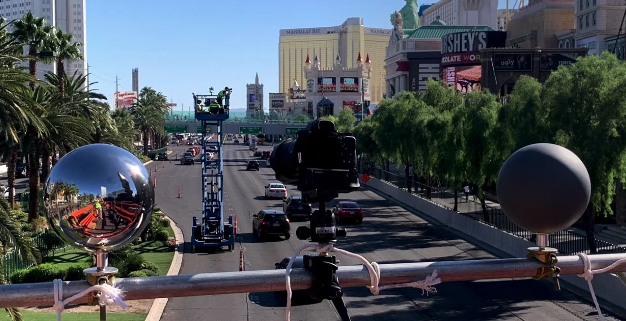 Here's how you scan real Las Vegas to make a digital Las Vegas