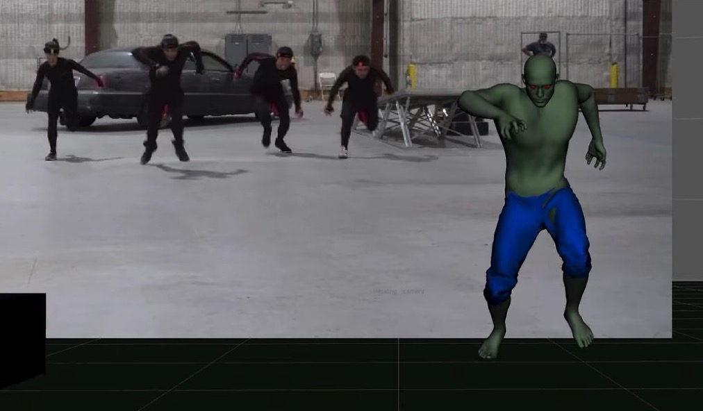 The mocap and crowd sims behind the hordes of zombies in 'Army of the Dead'
