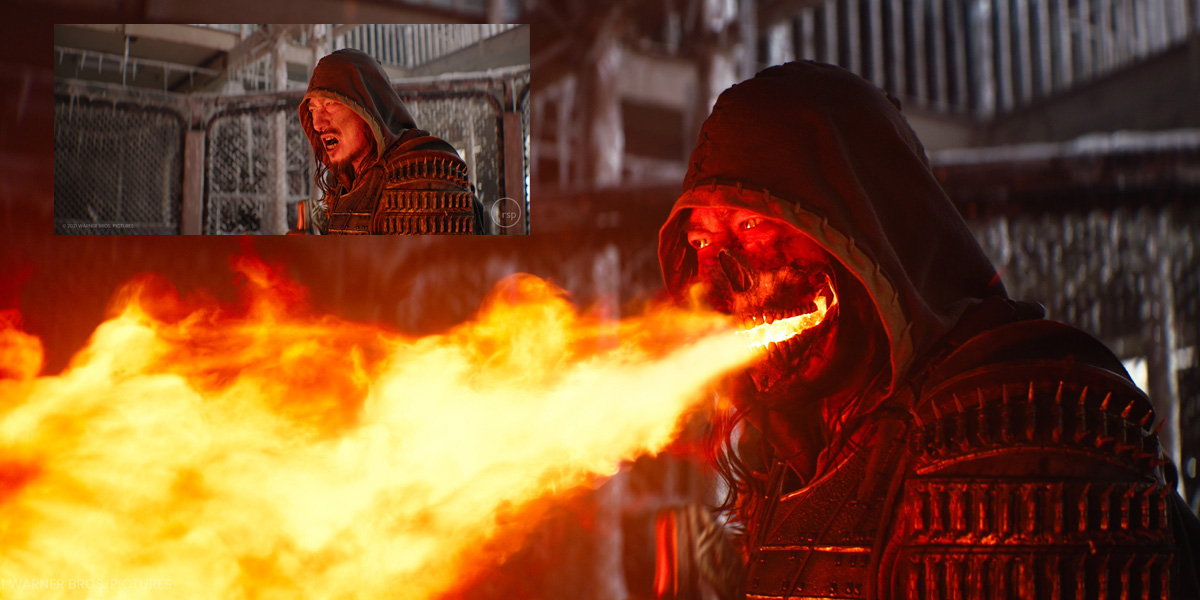 befores & afters at befores & afters: The making of 'Mortal Kombat'