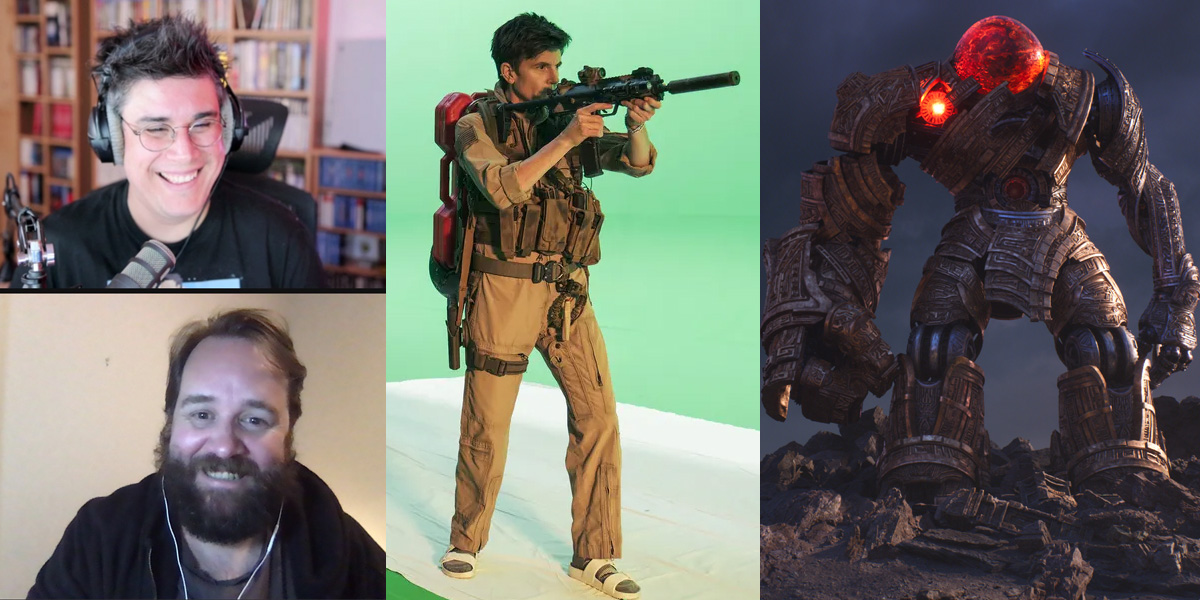 VFX Notes: Ep 1 – Actor replacement, UE5 and what exactly is gamma?