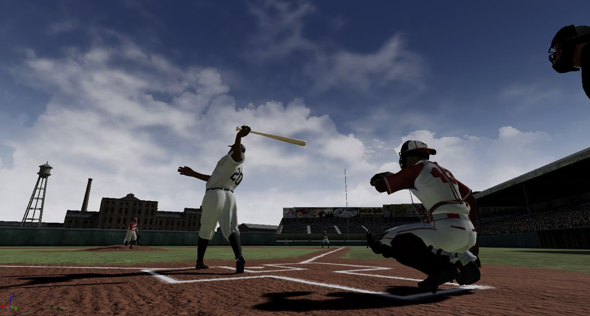 Re-creating an important time in baseball history, in VR