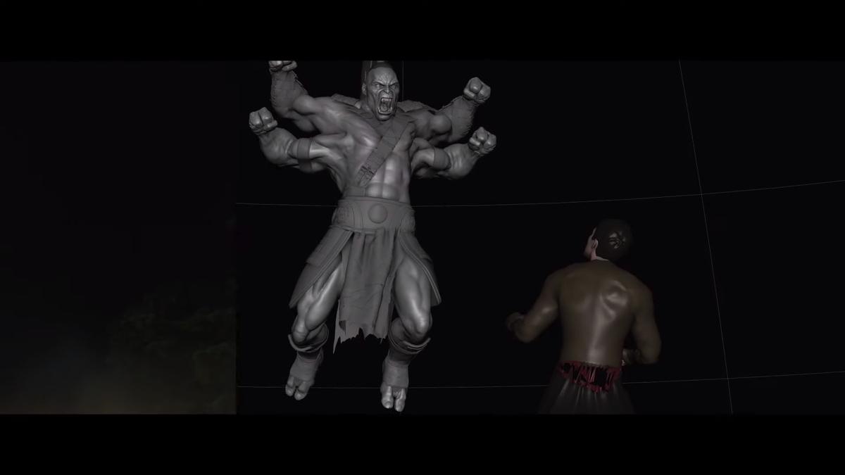 The making of 'Mortal Kombat'