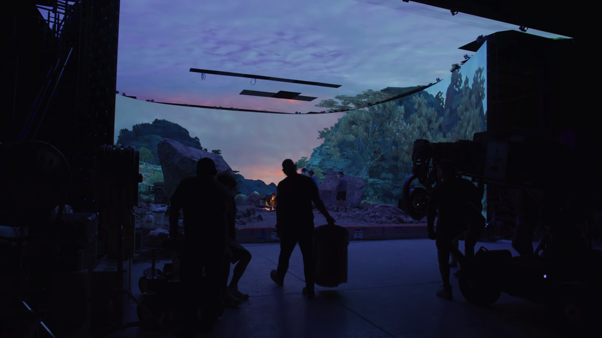 Epic made a new in-camera VFX short: go behind the scenes here