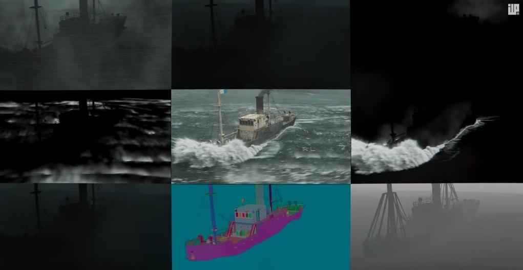 Watch ILP's VFX breakdown for 'Jupiters Legacy'