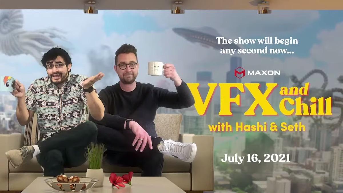 VFX Watch: VFX and Chill