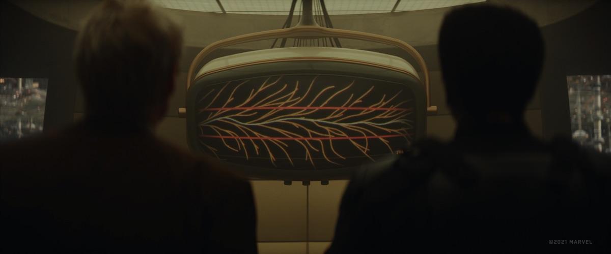 Designing the sacred timeline in 'Loki'