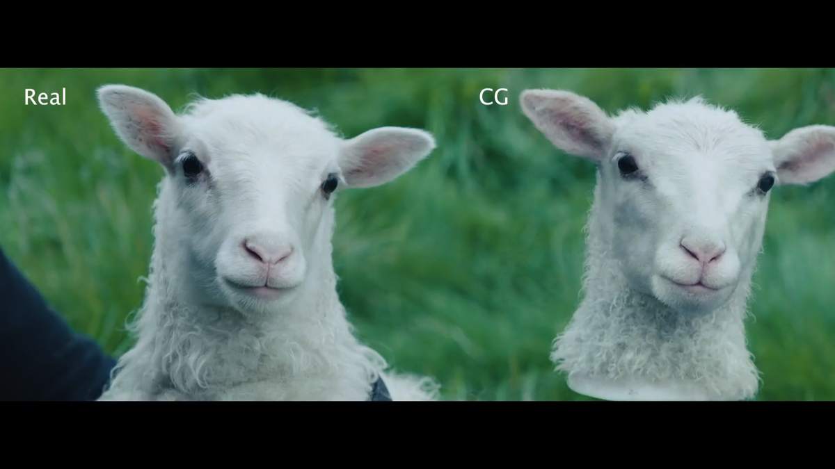 Possible spoilers: Watch this VFX breakdown for 'Lamb'